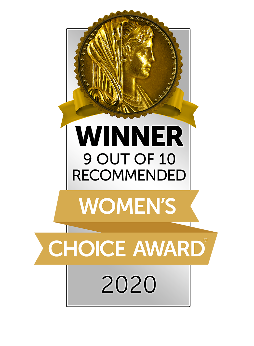 2020 Women's Choice Award